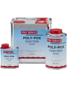 Poly-Pox Injecteer harder
