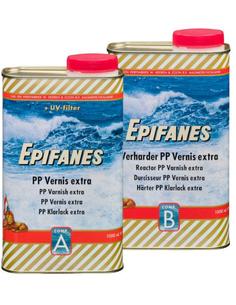 Epifanes PP Vernis extra set