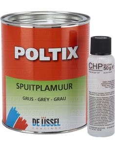 Poltix Spuitplamuur