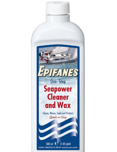 Epifanes Seapower Cleaner & Wax
