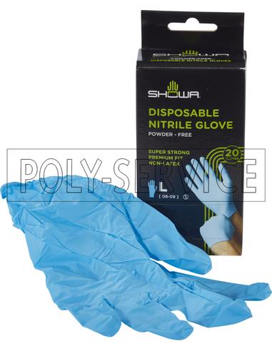 Nitril handschoenen 20 stuks
