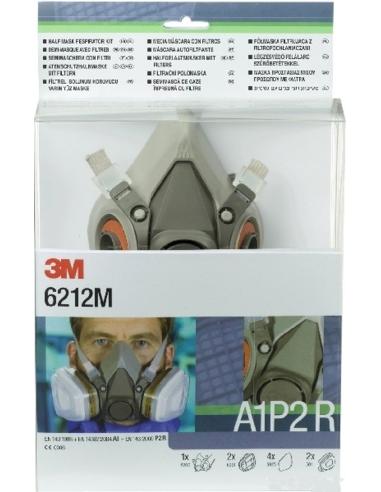 3M Combi-Pack 6212