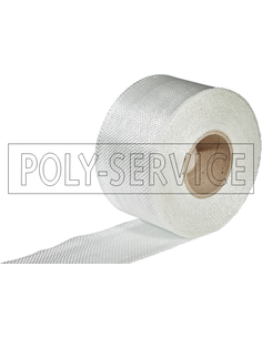 Glasweefselband 10 cm 260 gr/m²