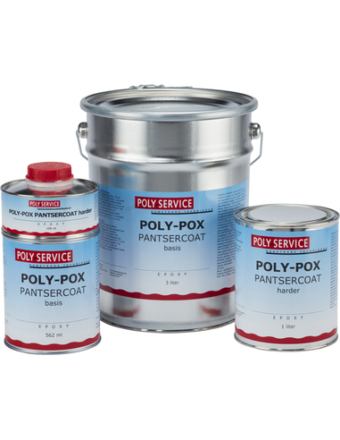 Poly-Pox Epoxy Pantsercoat