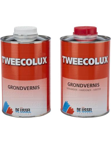 Tweecolux Grondvernis set