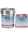 Polyester pigmentpasta