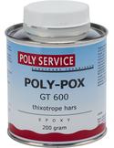 GT 600 thixotrope epoxyhars
