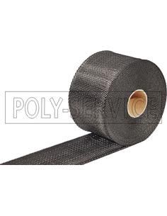 Koolstofband 5 cm 250 gr/m²