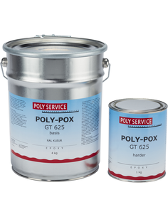 Poly-Pox GT 625 Coating RAL
